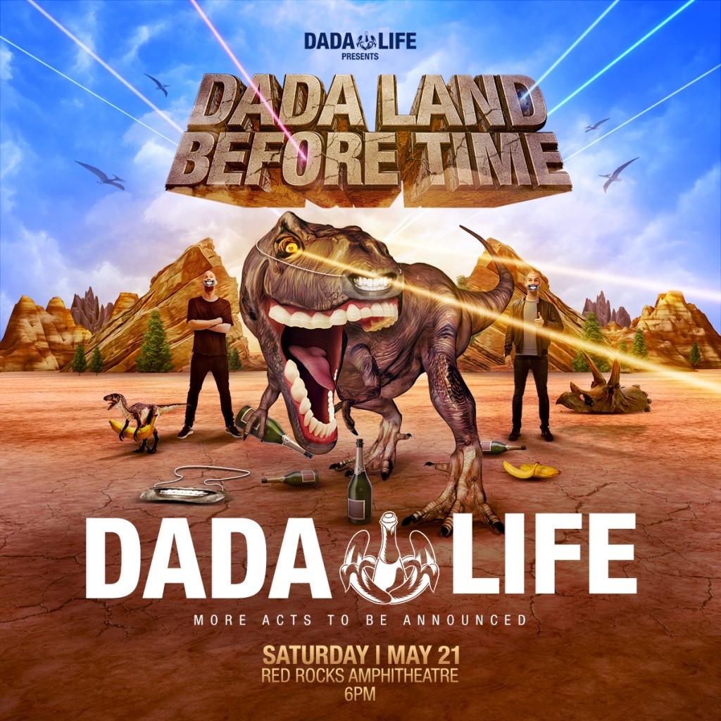dada land before time dada life